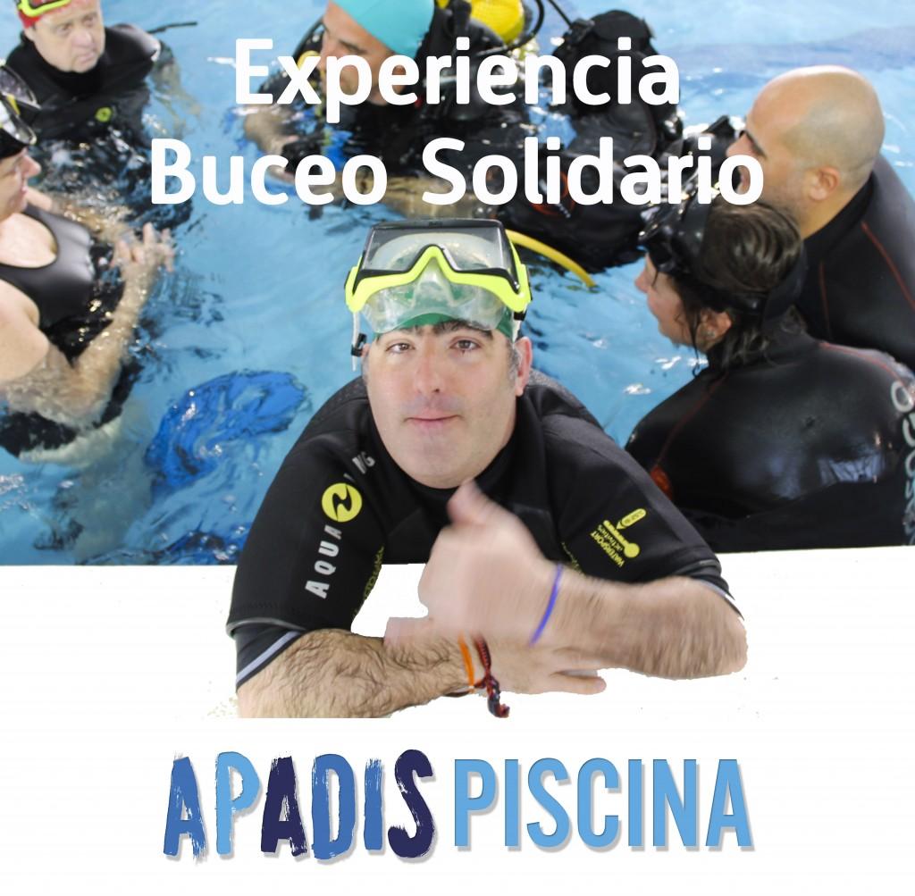 buceo solidario Apadis