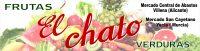"""Frutas y verduras """"El Chato"""""""