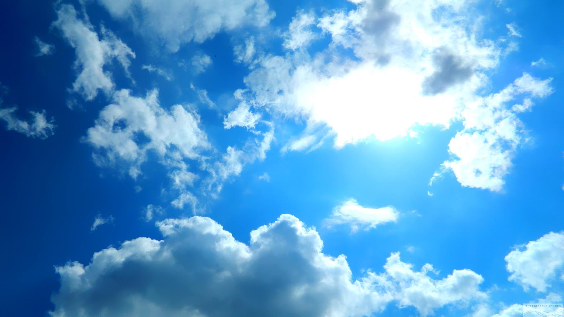 wonderful-blue-sky