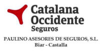 Paulino Asesores de seguros, S.L. Catalana Occidente