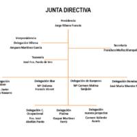 Organigrama Junta D. 2019-1